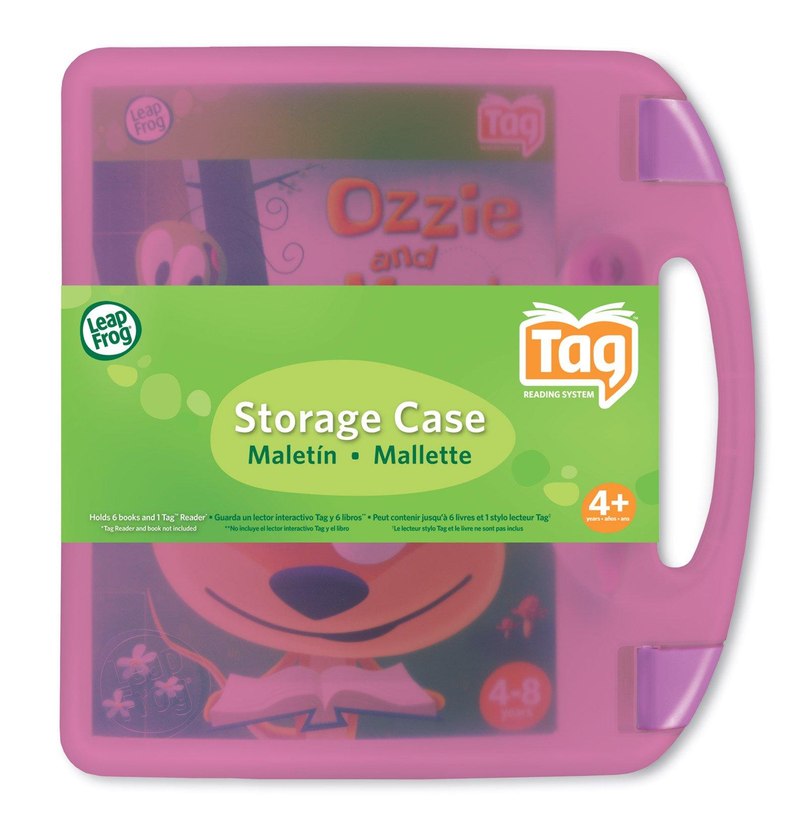 Leapfrog Tag Storage Case - Pink