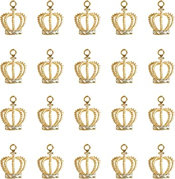 20pcs Fruits Shape Charms Pendants Findings for DIY Necklace Jewelry Making