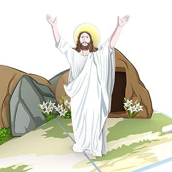 Amazon.com: Tarjetas de Colorpop con texto en inglés «Christ ...