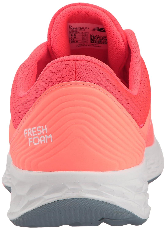 New Balance Women's Fresh Foam Kaymin v1 Running US|Fiji/Vivid Shoe B06XSC11L9 105 B US|Fiji/Vivid Running Coral 6f3ecb