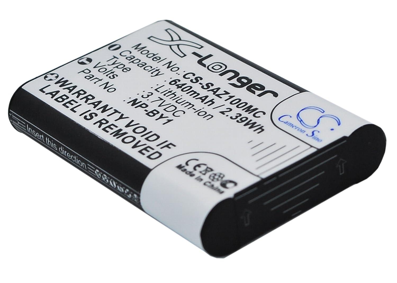 ビントロンズ交換バッテリーfor SonyアクションカムMini az1、hdr-az1 B00XKNVUGM