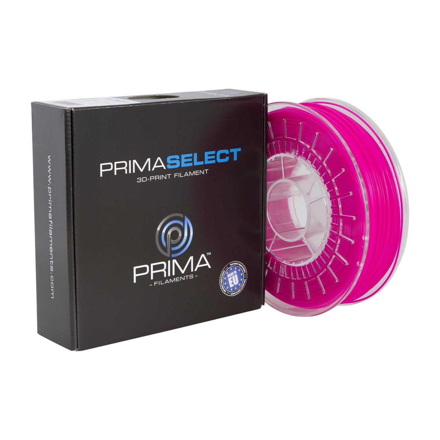 PrimaCreator PrimaSelect 3D Drucker Filament - PLA  - 1,75 mm - 750 g  - Silber B01KRPHN5C Filament-3D-Druckmaterialien