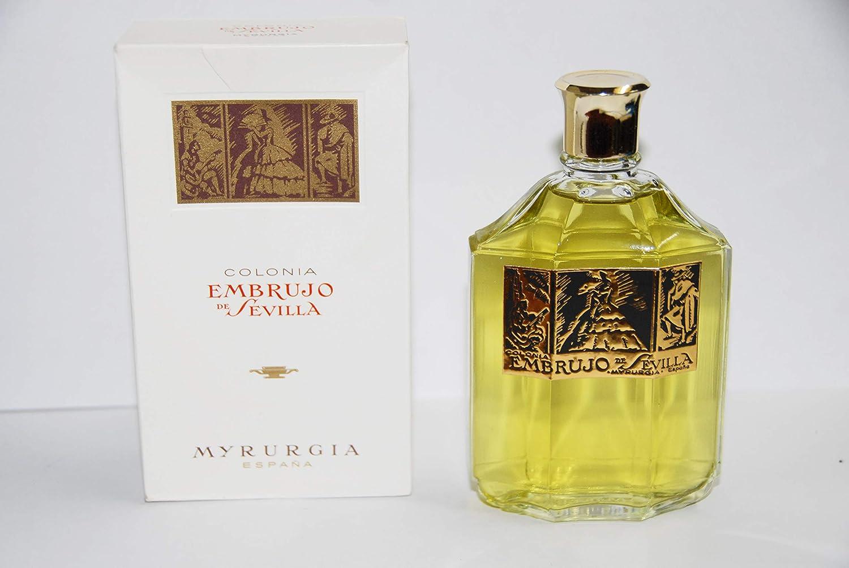 Colonia Embrujo de Sevilla de Myrurgia 125 ml: Amazon.es ...