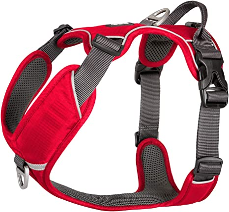 DOG Copenhagen Comfort Walk Pro Harness Classic Red CW-CR Talla L ...