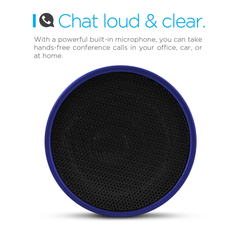 Amazon.com: Ematic Bluetooth Wireless Speaker & Speakerphone ...