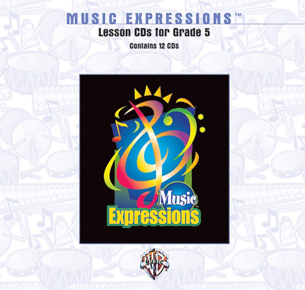 Music Expressions Grade 5: Lesson (CDs) PDF