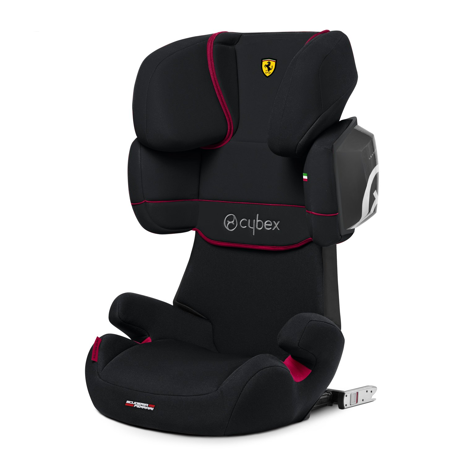 15-36 kg CYBEX Silver Solution X2-Fix Childs Car Seat Purple Rain 3 to approx From approx Group 2//3 12 years For Cars with and without ISOFIX