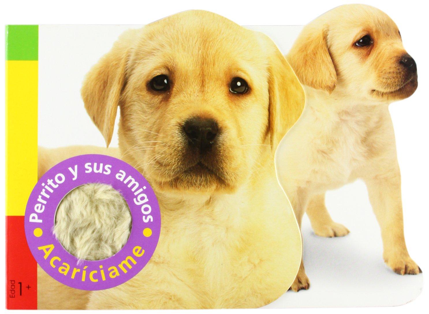 Perrito y sus amigos (Acariciame) Tapa dura – 30 ene 2009 Roger Priddy Consuelo Gallego Perales 8479423145 Animals - Dogs
