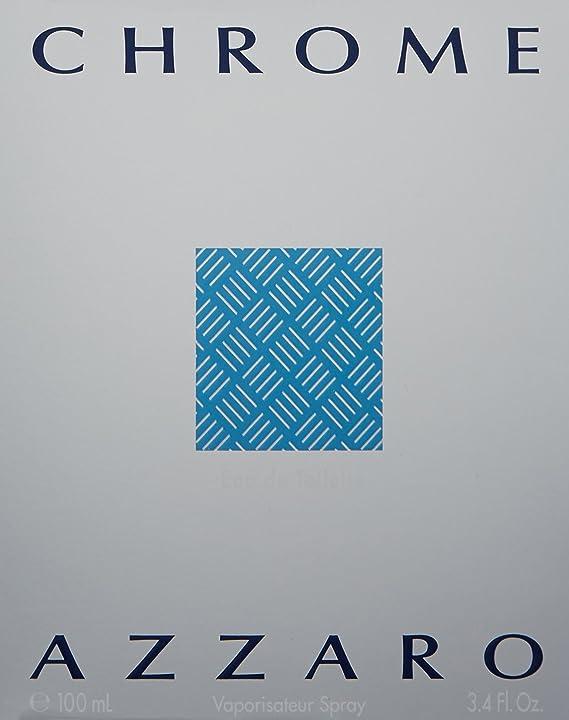 Azzaro 7300 - Agua de colonia, 100 ml
