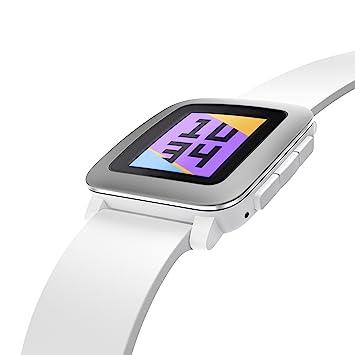 Pebble Time - Smartwatch (pantalla 1.25