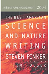 The Best American Science And Nature Writing 2004 (The Best American Series) Paperback