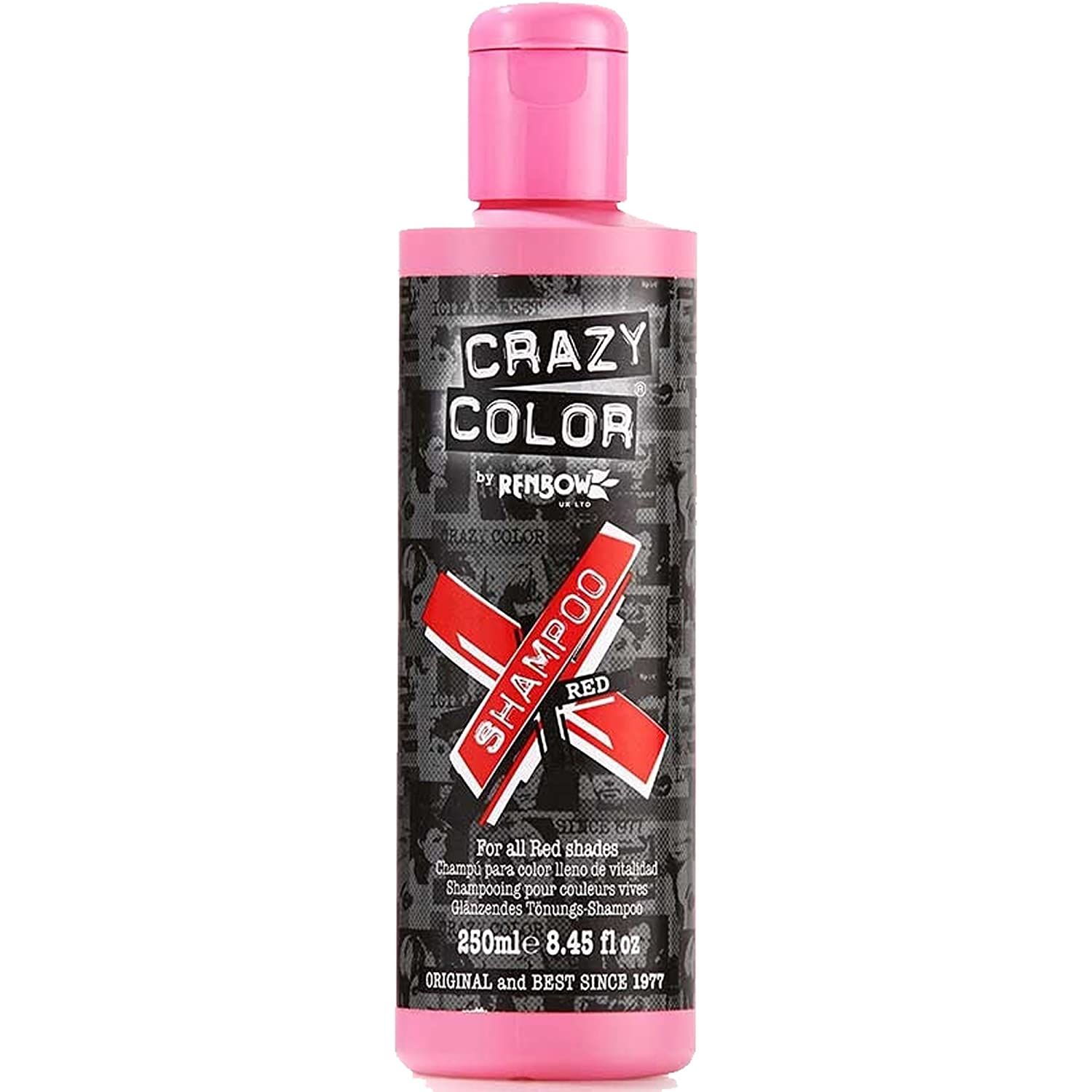 Crazy Color Shampoo