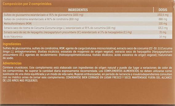 Santé Verte GCA 2700 - 60 Comprimidos: Amazon.es: Salud y cuidado personal