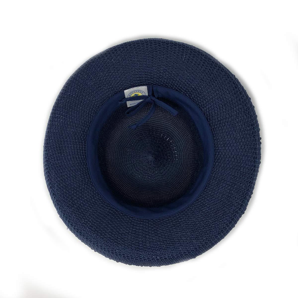 042c7e87169 Wallaroo Hat Company Womens Petite Victoria Sun Hat - Perfect for Smaller  Heads PVIC-15
