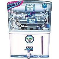 Aqua Grand+ 12 litres RO+UV+UF+TDS Mineral Water Purifier (White)