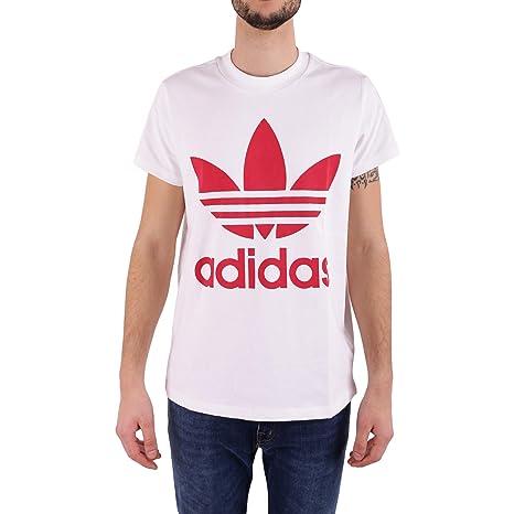 Adidas Big Trefoil tee Camiseta, Mujer