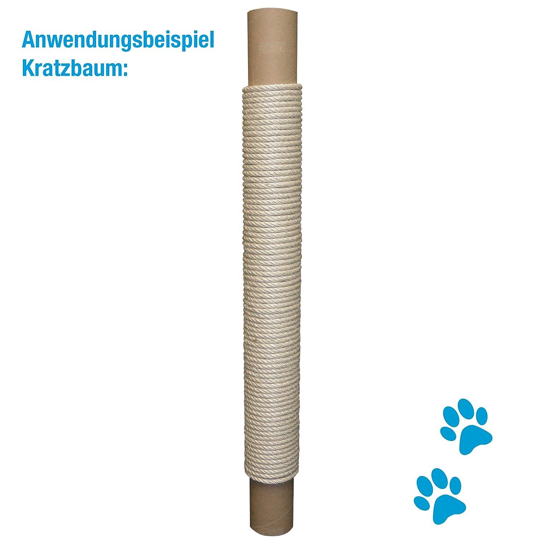 50 m diametro 6/mm Grevinga/® Corda in sisal diverse lunghezze