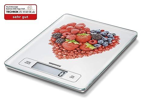 Soehnle 66311 5 7205-Bascula Digital de Cocina, Page Profi ...