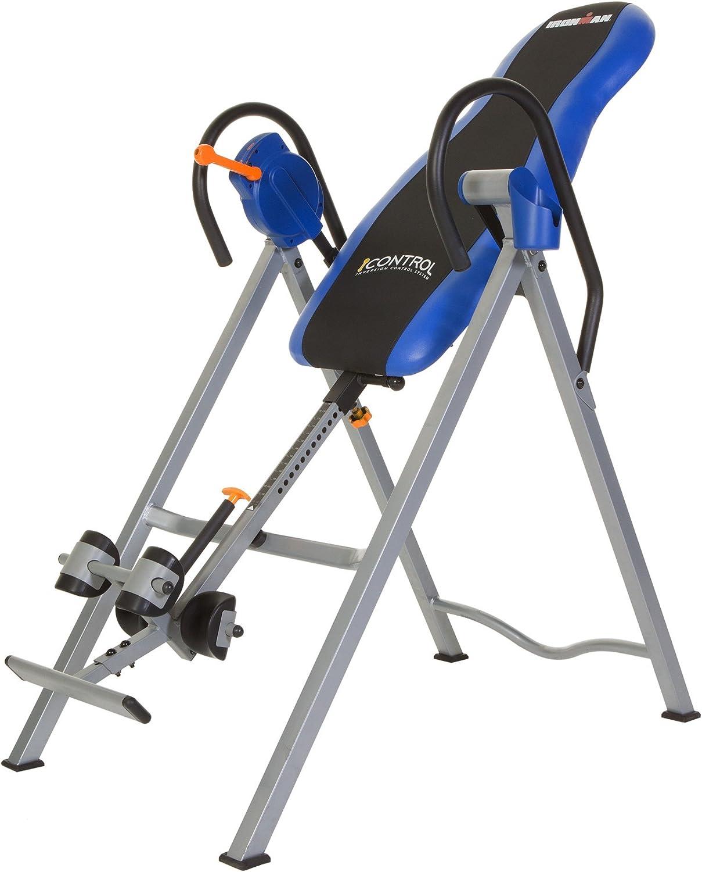 GREEM MARKET(グリームマーケット) Ironman Fitness 400 ディスクブレーキシステム ストレッチテーブル 反転テーブル GMUA-0500
