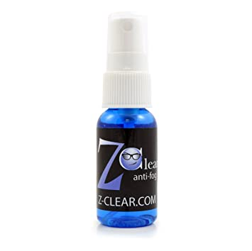 cc7bfc62eb Z Clear Wax Paste Anti Fog for Glasses and Goggle Defogger for Outdoor  Sports and Scuba Accessories - Safe on All Lenses (1 Jar)  Amazon.ca   Health ...