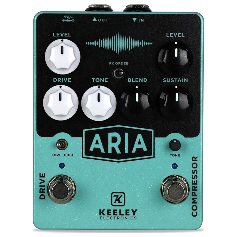 Keeley Aria · Pedal guitarra eléctrica: Amazon.es: Instrumentos ...