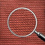 """SUNNY GUARD 6.5' x 9'10"""" Terra Rectangle Sun Shade"""