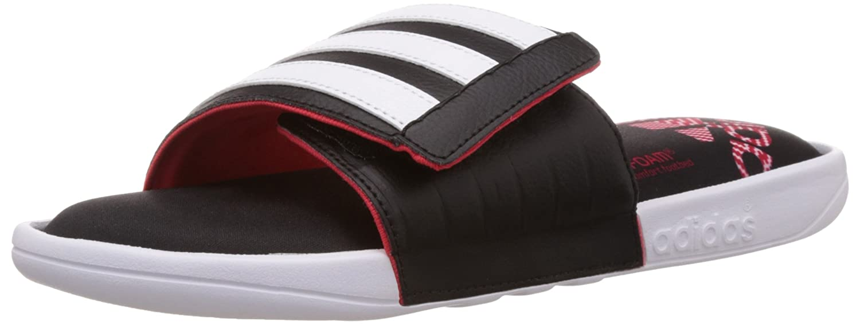 d6c9821a3 Adidas Men s Adissage Comfort White