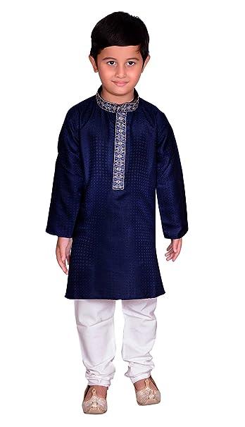 Traje típico pakistaní para niño tipo sherwani, kurta ...