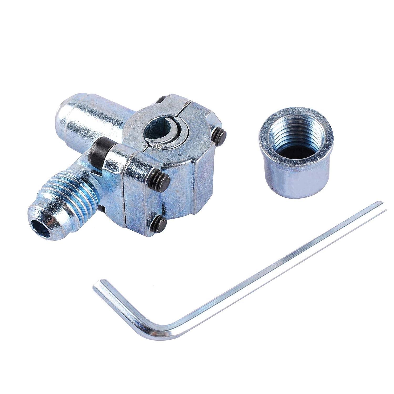Bullet Piercing LINE TAP VALVE Refrigeration PIPEWORK Copper tubing