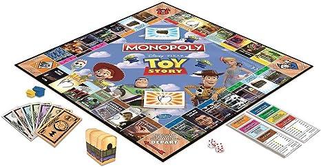 Monopoly – Juego de Societe Monopoly Toy Story – Juego de Bandeja – Version Francesa: Amazon.es: Juguetes y juegos
