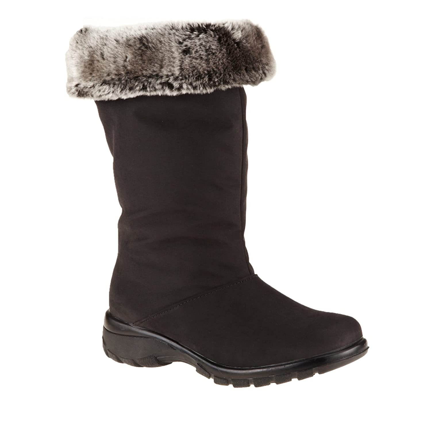 Toe Warmers Women Boots Janet B00476V0Y8 6 W|Black