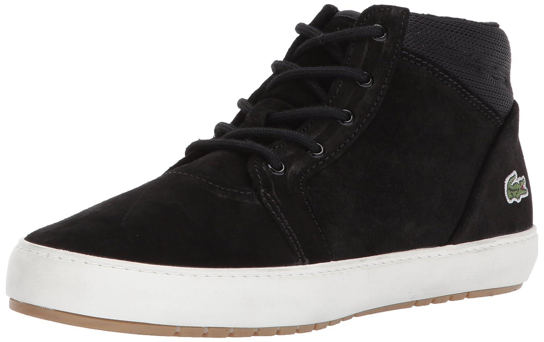 Lacoste Women's Ampthill Chukka 417 1 Sneaker B06ZZNL8BB 9.5 B(M) US|Black