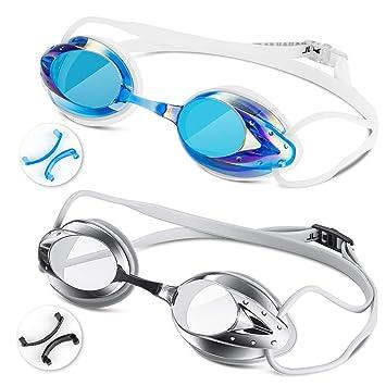 298e5a8b854 Speedo niños Boomerang JR gafas de natación - 7500060-380, Anaranjado:  Amazon.es: Deportes y aire libre