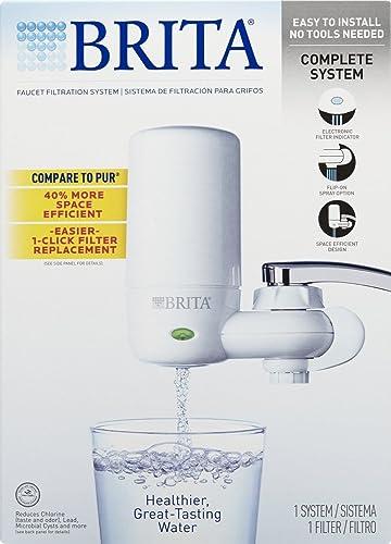 Brita COMINHKR063772 Tap Faucet Water