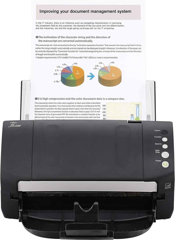 Fujitsu FI-7140 Color Duplex Scanner PA03670-B105