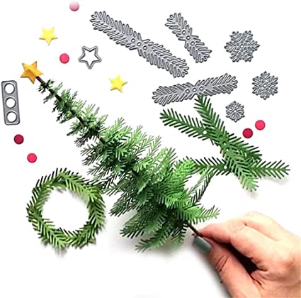 Dies...to die for metal cutting craft die Long Nesting Christmas ornaments bulb