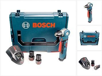 Bosch Akku Winkelbohrmaschine GWB 12V-10 Solo Version L-BOXX 0601390909
