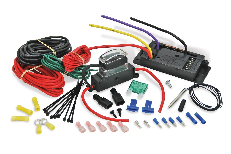 Flex A Lite 31165 Variable Speed Control Module Automotive 106 Wiring Diagram Spal Fans