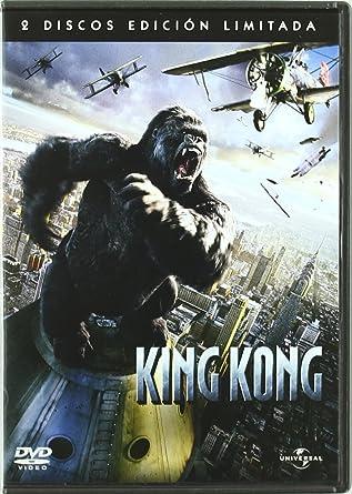 King Kong 2005 Edicion Especial 2 Discos Import Dvd 2006 Adrien Brody Amazon Co Uk Dvd Blu Ray
