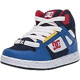 DC Kids' Pure High-top Se Skate Shoe