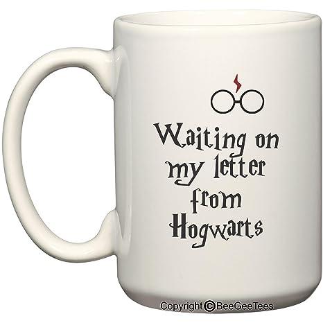 Amazon.com: En espera de mi Carta de Hogwarts de Harry ...