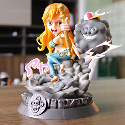 Anime One Piece Limited Edition Nami New Ver PVC Figure No Box