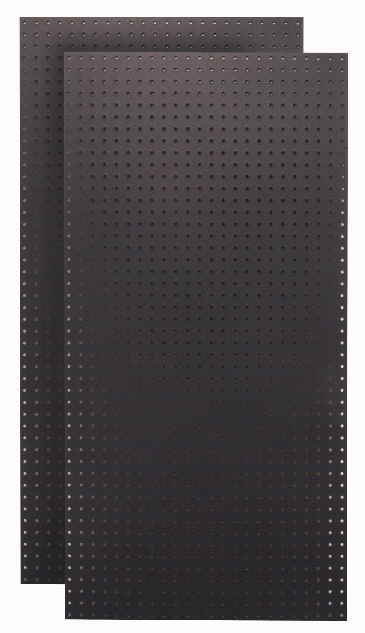 Triton Products HDB-2 (2) Black Hdf Pegboards