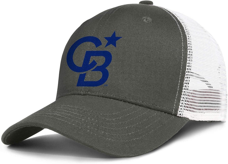 ERT4WS Mens Adjustable Coldwell-Banker-Baseball Caps Graphic Snapback Hat