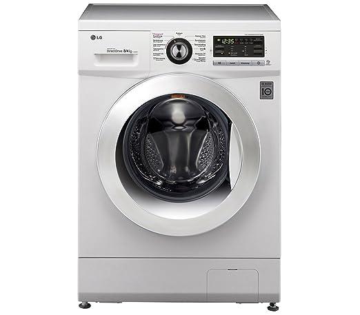 LG F1496AD1 Independiente Carga frontal B Blanco lavadora ...
