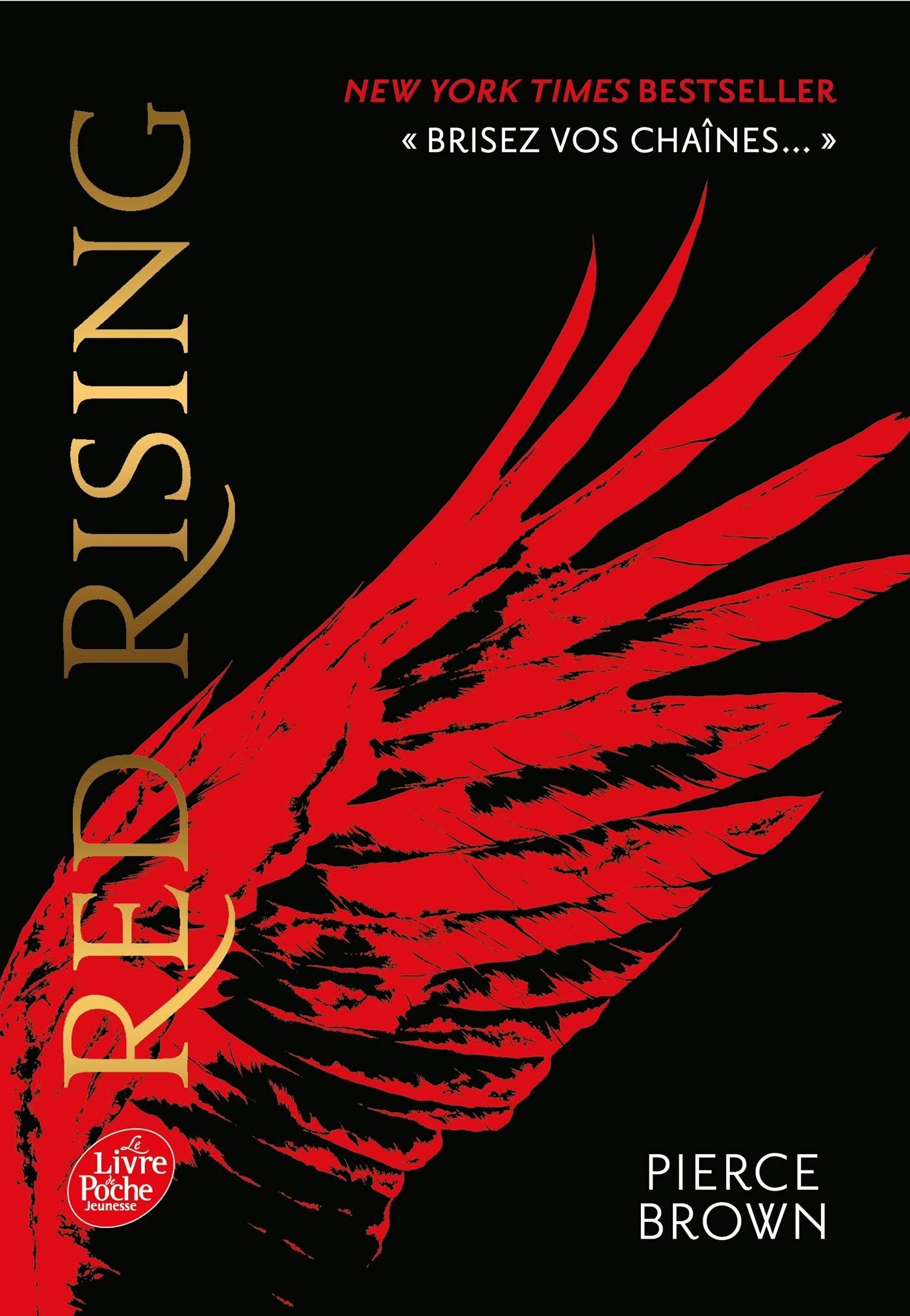 Amazon.fr - Red Rising - Tome 1 - Red Rising - Brown, Pierce, Lenoir, H. -  Livres