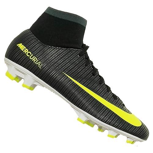 Nike 903592-373, Botas de fútbol Unisex Adulto, Verde (Seaweed/Volt