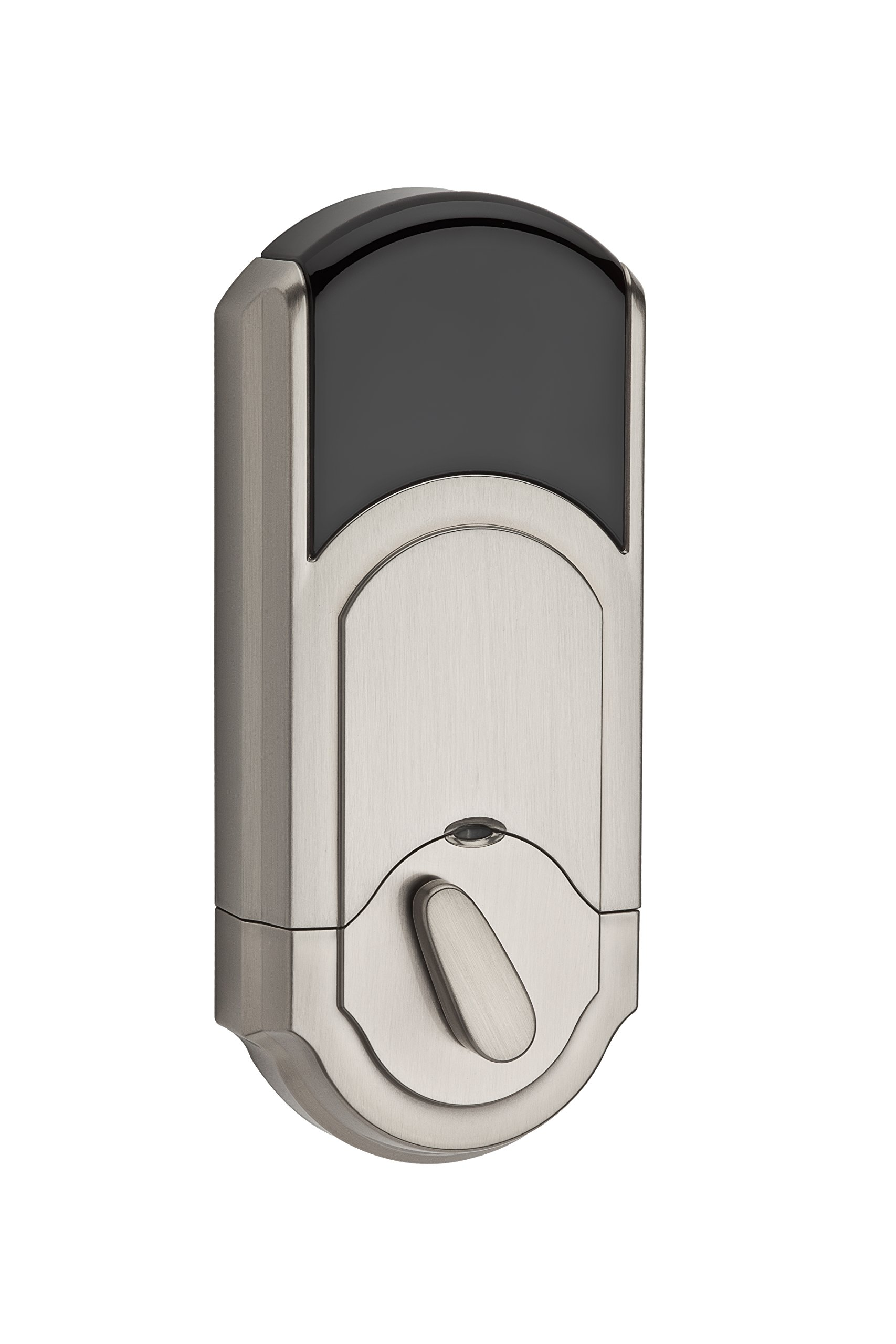 Kwikset 910 Z-Wave Signature Series Traditional Electronic Deadbolt in Satin Nickel by Kwikset (Image #3)