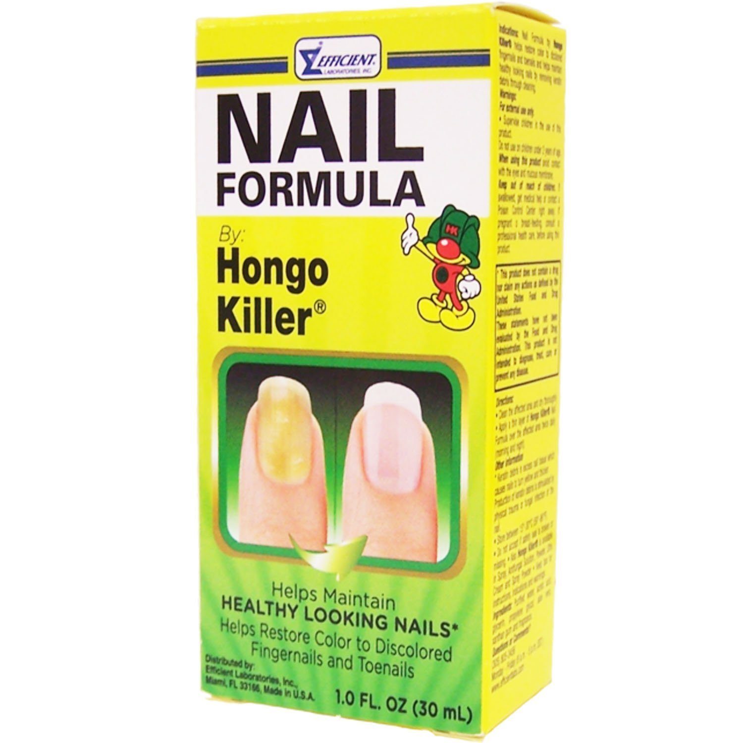 Hongo Killer Nail, 1.0 Ounce