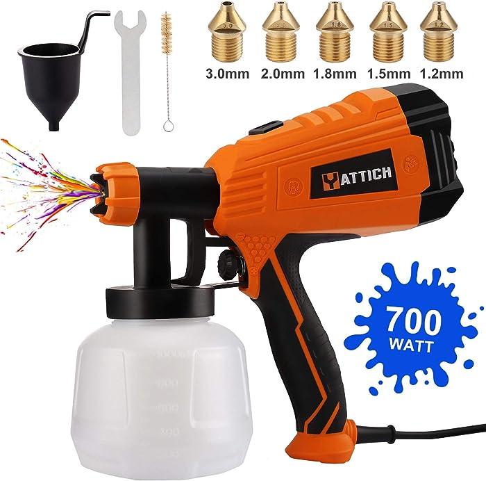 The Best Small Paint Sprayer Gun For Furniture
